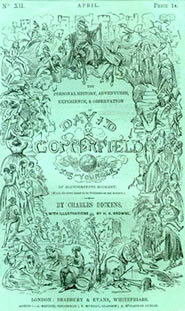 Cover of David Copperfield